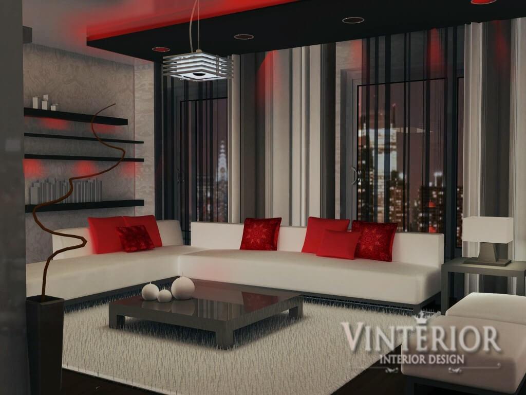 Квартира 2-х комнатная, «Party Space»