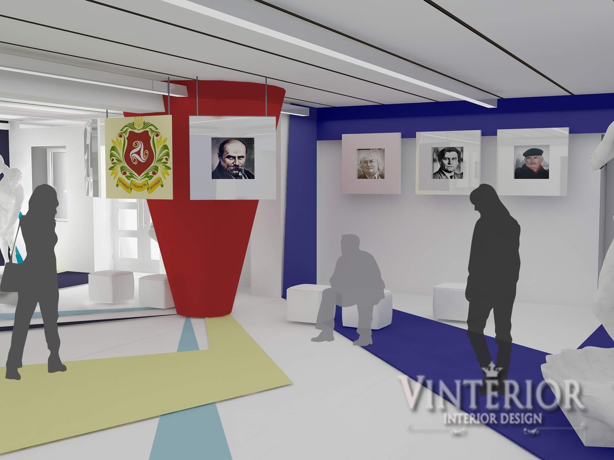 Киевский институт искусства и дизайна им. М. Бойчука, г. Киев