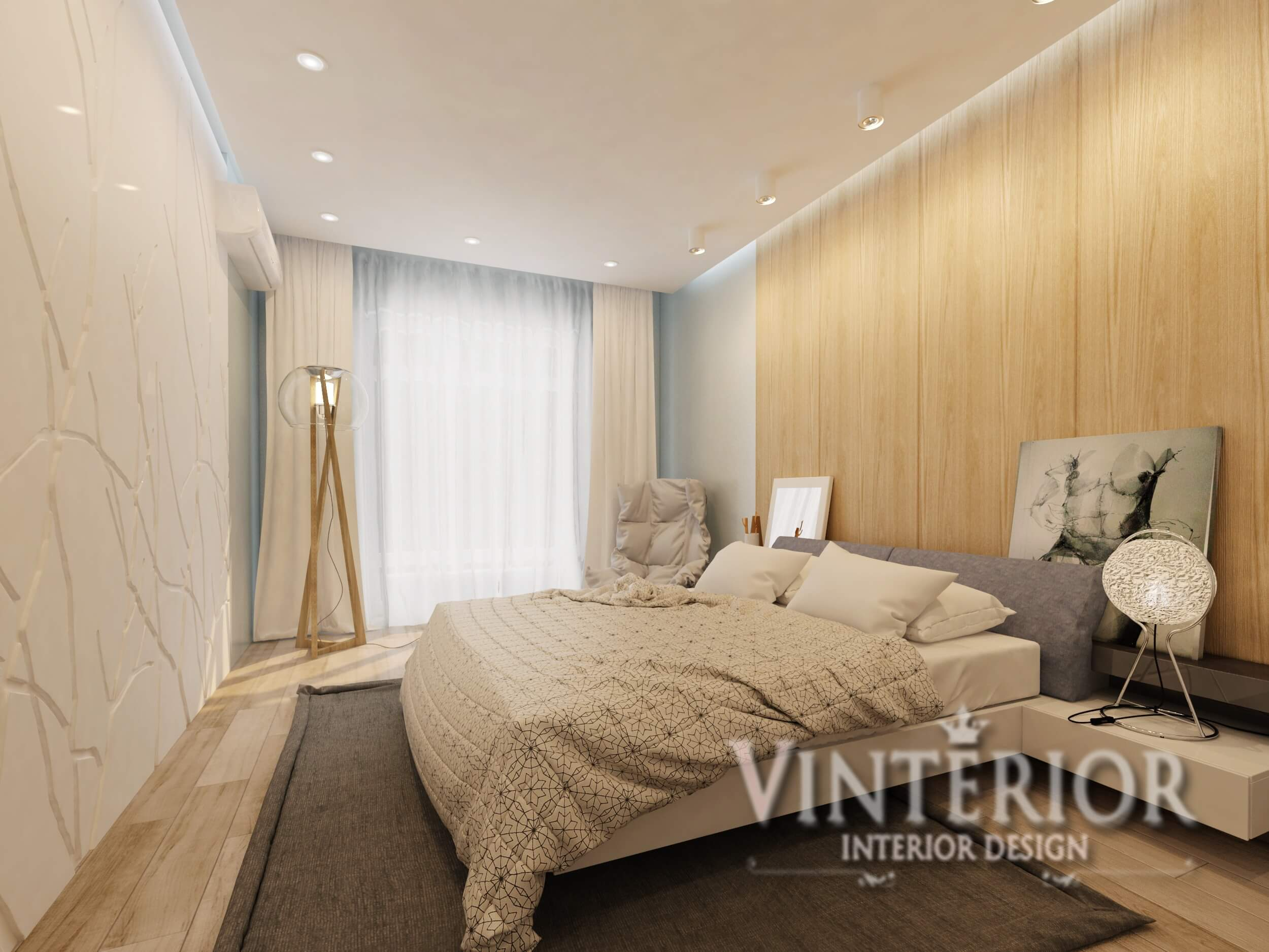 Квартира 3-х комнатная, Лукьяновка, Спальня, г. Киев