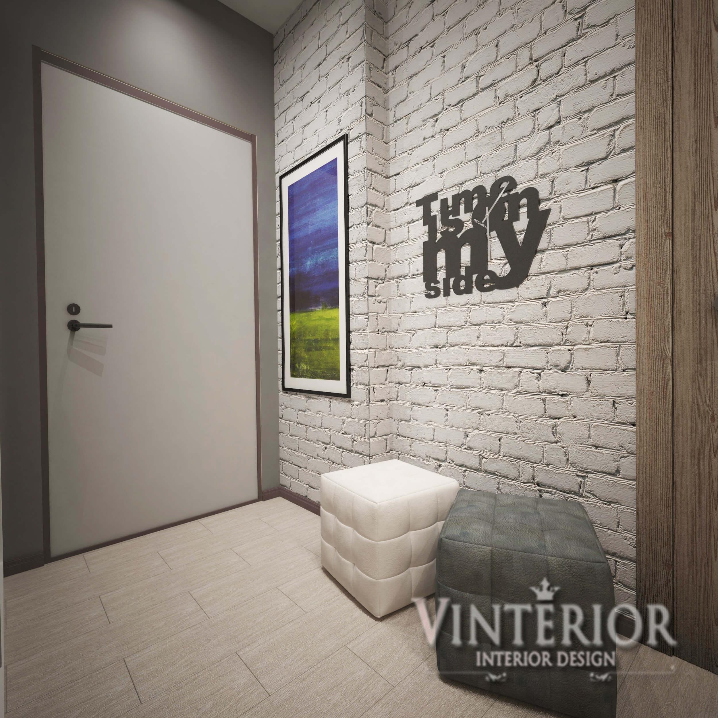 Квартира 1-комнатная, Харьковская, г. Киев