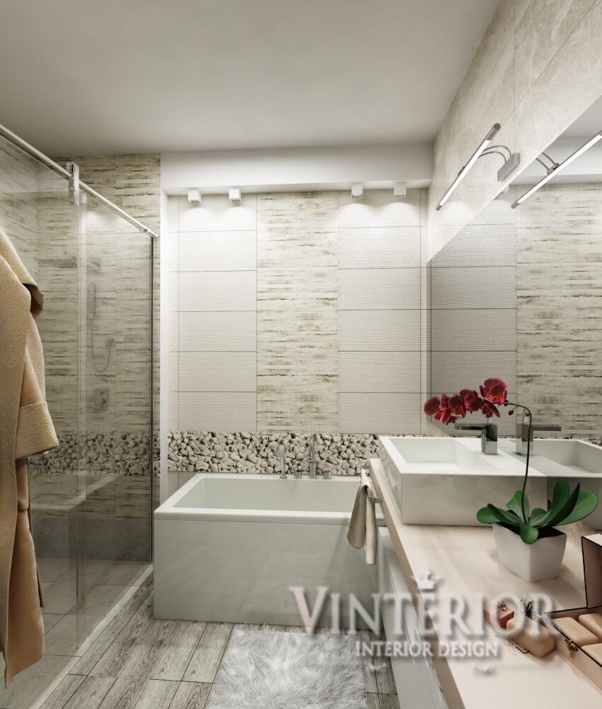 Квартира 2-х комнатная, Ванная, г. Киев