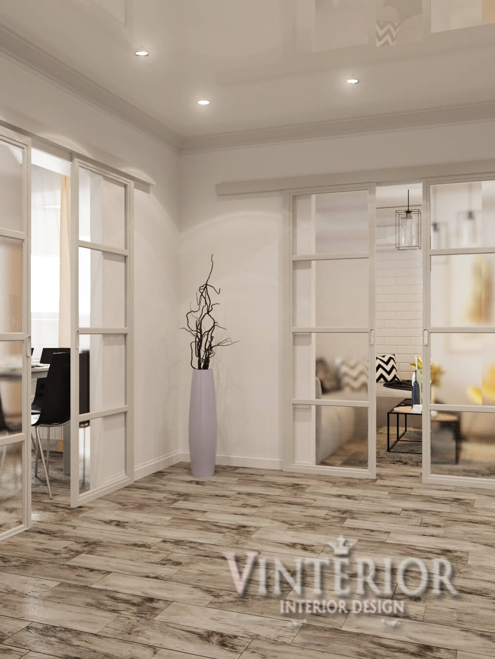 Квартира 3-х комнатная, ул. Белицкая, г. Киев