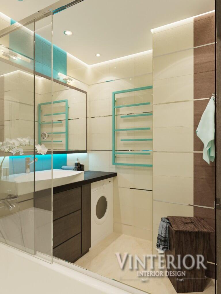 Квартира 3-х комнатная, ЖК «Комфорт Таун», г. Киев