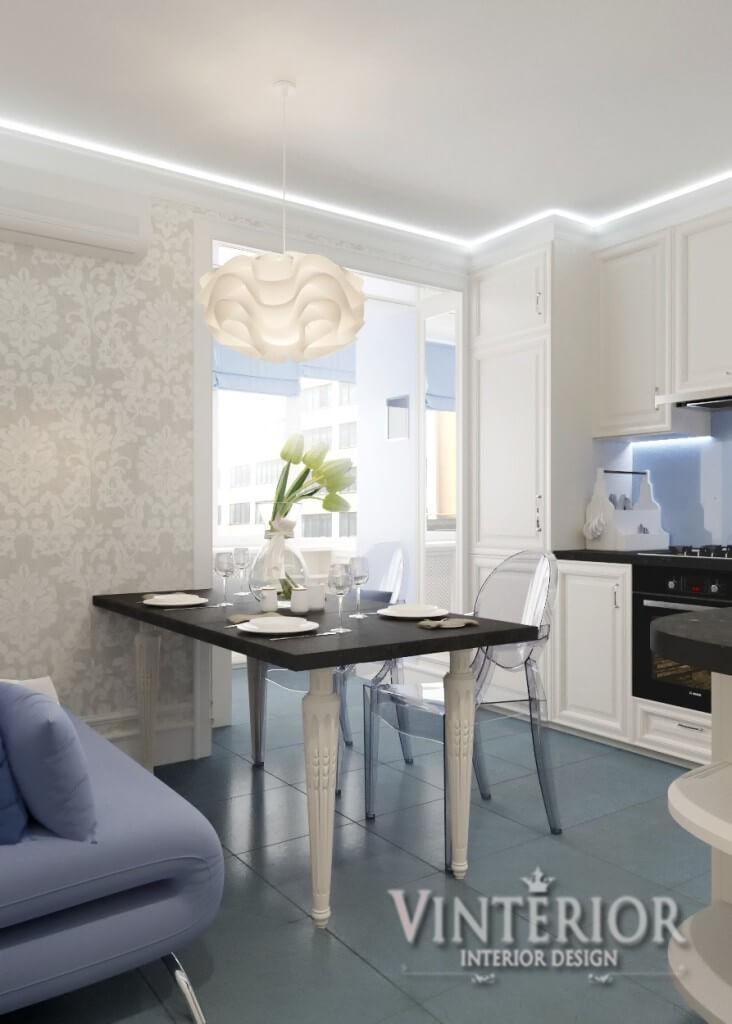 Квартира 2-х комнатная, ЖК «Счастливый», Петропавловская Борщаговка